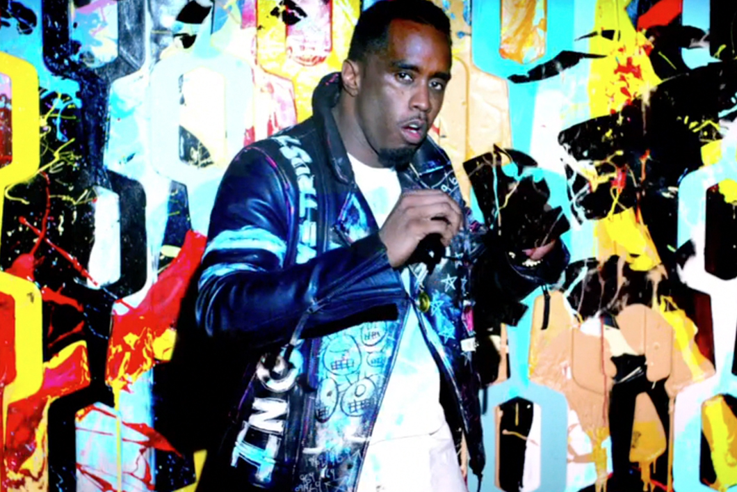 """Puff Daddy & The Family Featuring Pharrell """"Finna Get Loose"""" Music Video"""