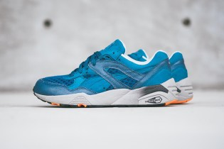 "PUMA R698 Tech ""Legion Blue"""