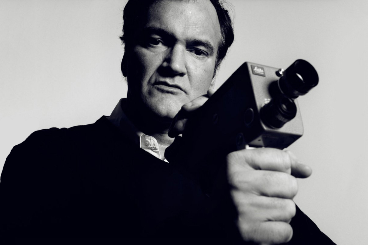 Quentin Tarantino on 'The Hateful Eight,' His Competition, and the Future of Film