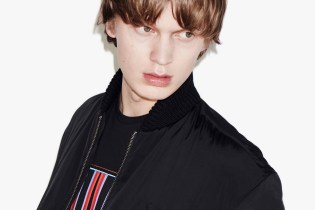 Raf Simons x Fred Perry 2015 Fall/Winter Lookbook