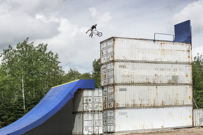 "Drew Bezanson Goes ""Uncontainable"" for Red Bull"