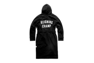 Reigning Champ 2015 Fall/Winter Hooded Robe