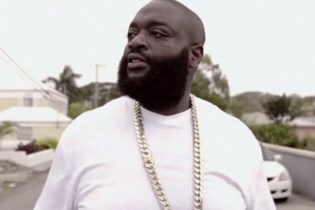 "Rick Ross 'Dog Food"" Music Video"