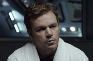 Ridley Scott's 'The Martian' Explores Psychological Effects of Space Travel in New Trailer