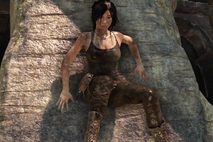 'Rise of the Tomb Raider' Gamescom 2015 Demo