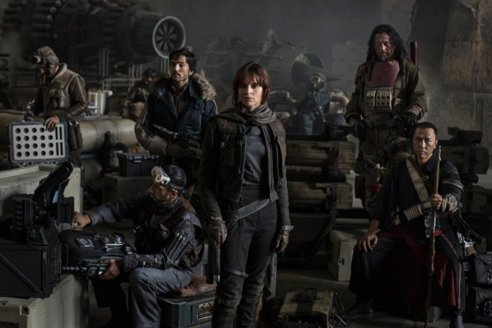 'Rogue One - A Star Wars Story' Cast and Crew Announced