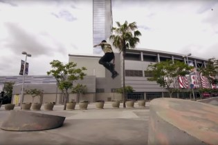 Watch Three Skaters Cruise Through Los Angeles