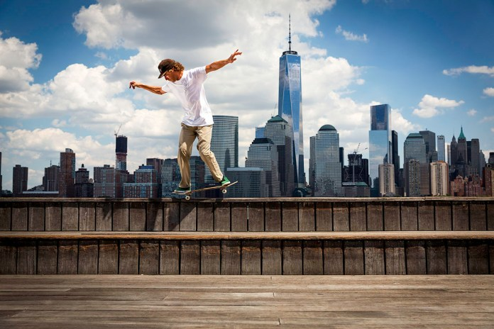 """Ron Deily """"UNDER THE HUDSON"""" Video Part for Zoo York"""