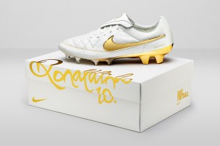 """Nike Pays Homage to Ronaldinho With the Tiempo Legend """"Touch of Gold"""""""