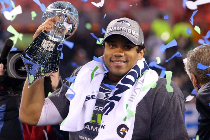 Russell Wilson Signs Mega-Contract Extension With the Seattle Seahawks