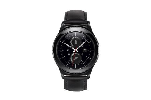 Samsung Unveils the Gear S2 Smartwatch