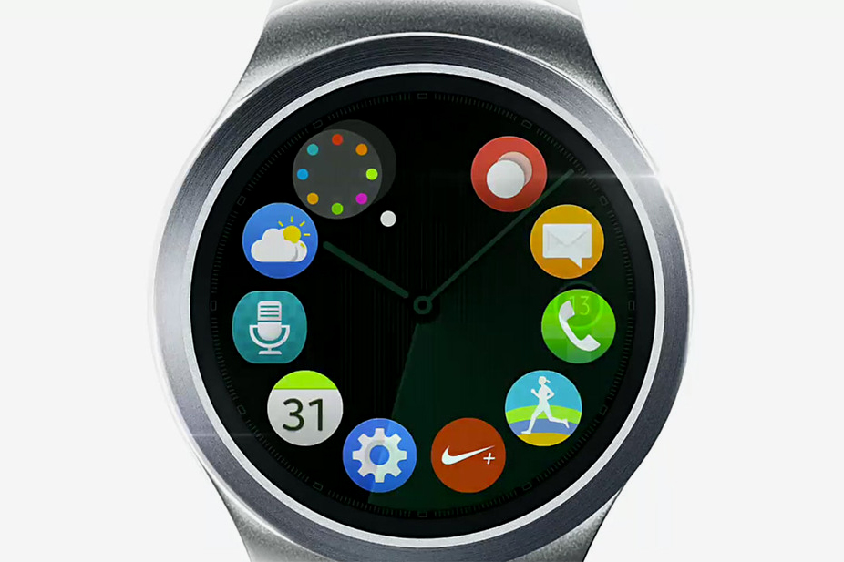Samsung Teases Its Gear S2 Smartwatch
