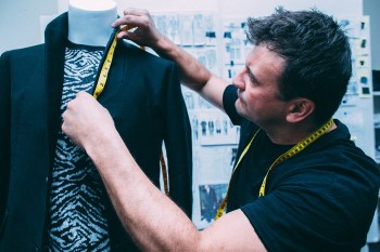 Designer Scott Langton on His Time in the Army, Working at Phat Farm & Bringing Tailoring to Streetwear