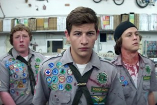 'Scouts Guide to the Zombie Apocalypse' Red Band Trailer