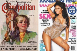 See the Fascinating Evolution of Magazine Covers Over 100 Years