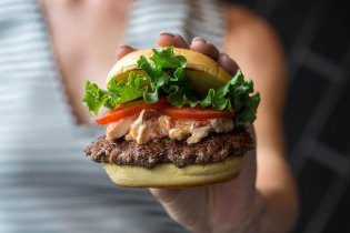 Shake Shack Launches a New England Speciality Surf and Turf Burger