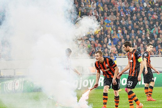 """Shakhtar Donetsk: A Club in Exile"" Short Film"