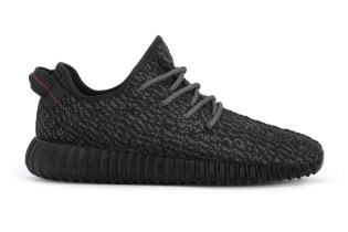Sign up on Yeezy Supply's Website for a Chance at the Black Yeezy Boost 350s