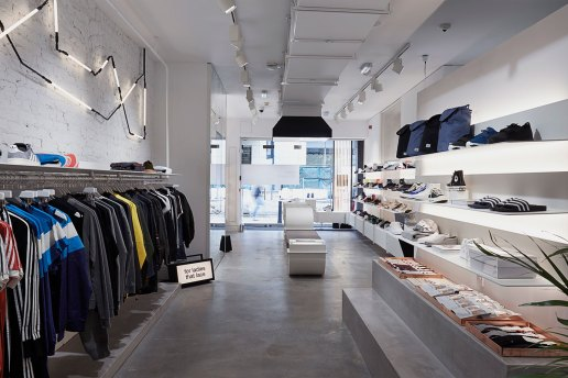 size? Opens New Women's Outpost
