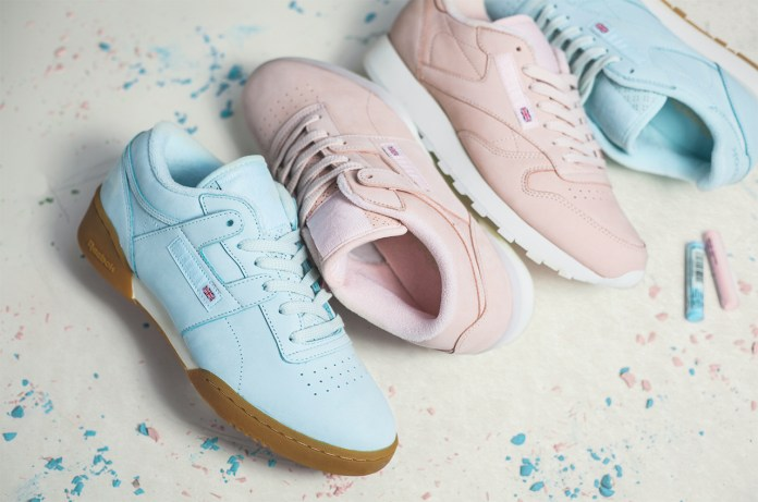 "size? x Reebok ""Pastels Part 2"" Pack"