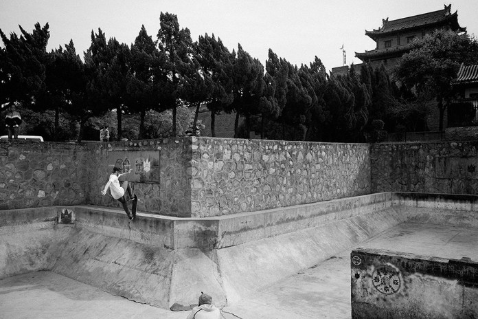 Skateboard Through the Silk Road With Red Bull's Skate Team