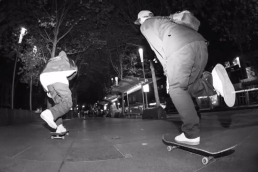 "The 4 Skateboard Company ""Meet At The God Hour"" Video"