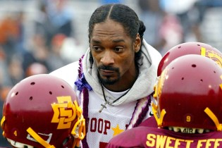 Snoop Dogg Is Now a Director of Football Recruiting at adidas