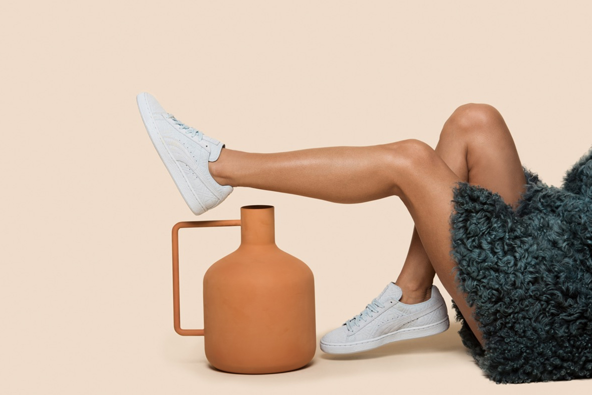 """Solange x PUMA 2015 Fall/Winter """"Word to the Woman"""" Collection"""