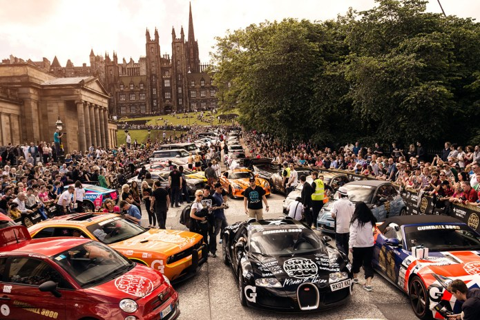 Check Out This First-Person View of Gumball 3000