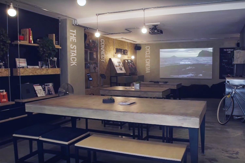Spaces: Oakley In Residence London