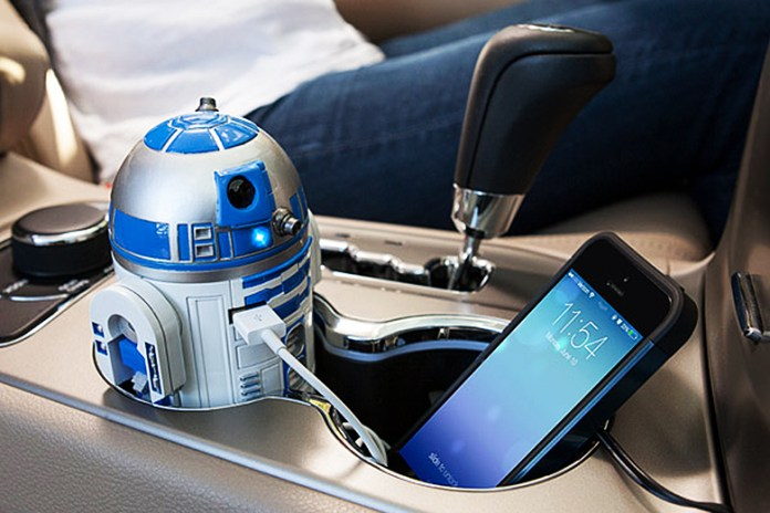 R2-D2 In-Car Phone Charger