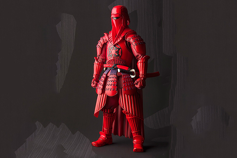 Star Wars Samurai Figurines by Tamashii Nations