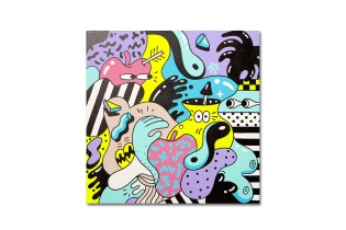 "Steve Harrington ""Wavy Days"" Exhibition @ colette"