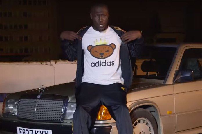 Stormzy Drops a New Freestyle for the adidas Originals by NIGO Release