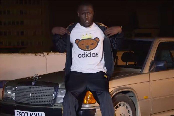 Stormzy Drops a New Freestyle for the adidas Originals by NIGO Release