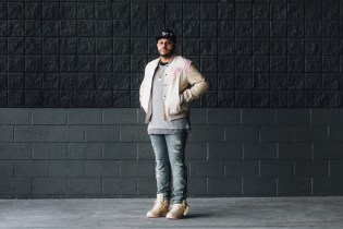 Streetsnaps: Mike Camargo of Tackma at Agenda Las Vegas