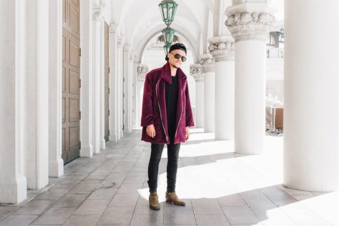 Streetsnaps: Rhuigi Villasenor of RHUDE at Agenda Las Vegas
