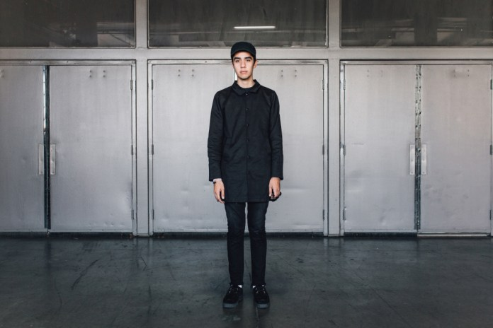 Streetsnaps: Shane Gonzales of MIDNIGHT Studios at Agenda Las Vegas