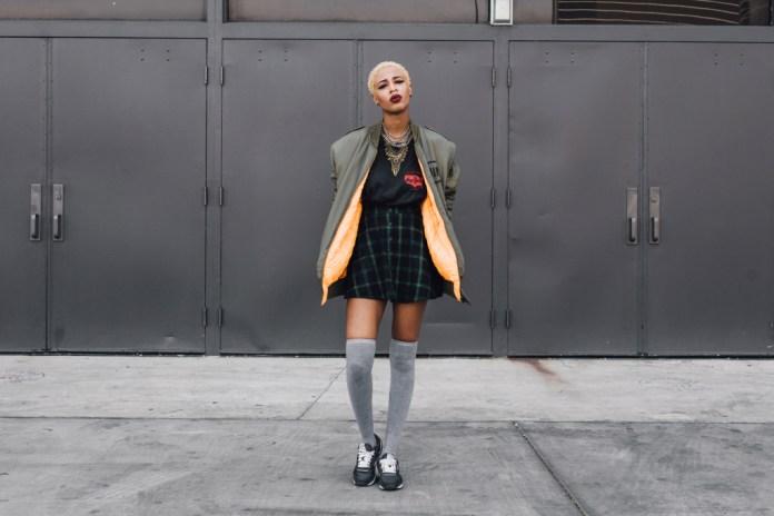 Streetsnaps: Taylor Fisher at Agenda Las Vegas