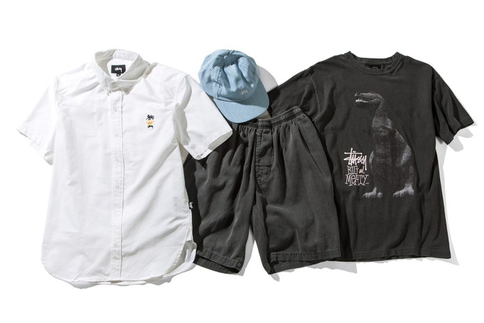 "Stussy 2015 Fall ""Rootz"" Collection"