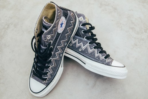 A Closer Look at the Stussy x Converse Chuck Taylor All Star '70 'Stussy 35' Collection