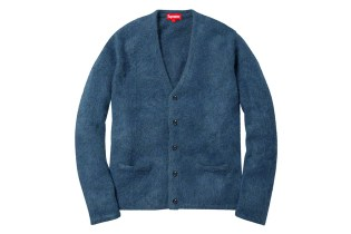 Supreme 2015 Fall/Winter Knits & Button-Down Collection