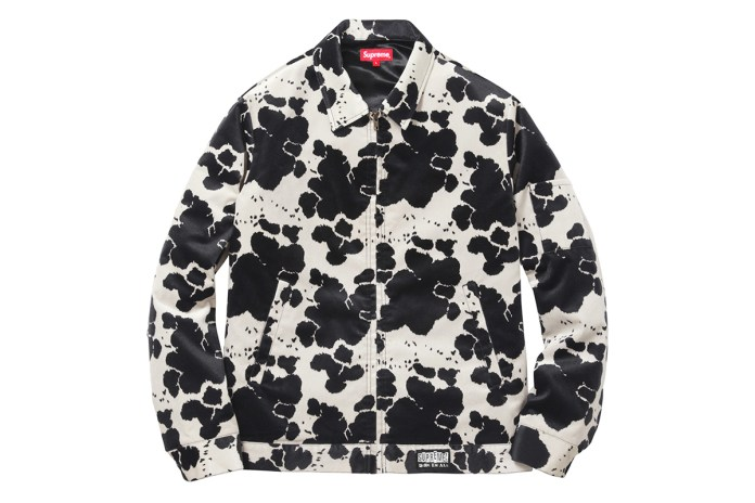 Supreme 2015 Fall/Winter Outerwear Collection
