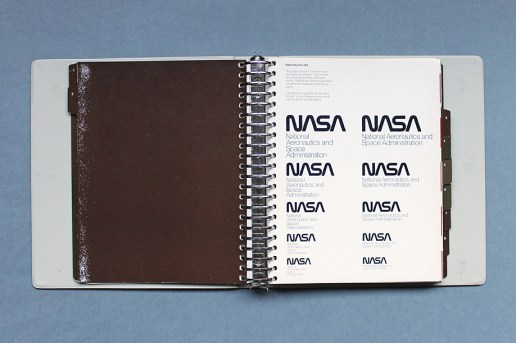 Take a Closer Look at NASA's Futuristic Logo From the '70s