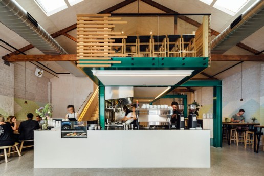 Take a Look at This Melbourne Mechanic Workshop Turned Hip Cafe