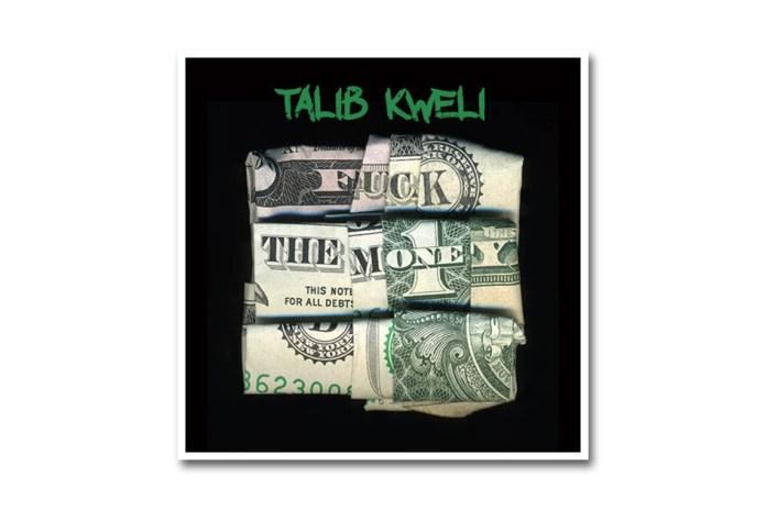 Talib Kweli - Fuck The Money (Album Stream)