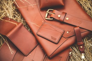 """Tanner Goods 2015 Fall/Winter """"Meridian English Bridle"""" Collection"""