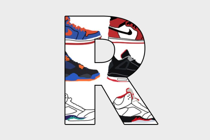 The Alphabetical Guide to Sneakers