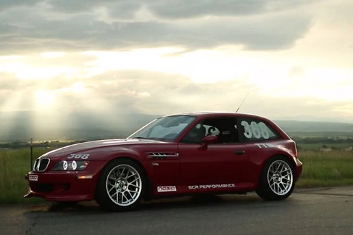 Petrolicious Examines the BMW M Coupe