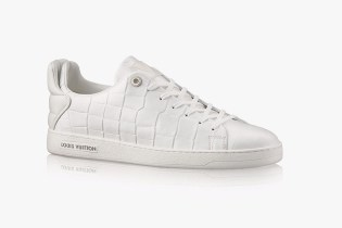 """The """"Frontrow"""" Is Louis Vuitton's Latest Sneaker Venture"""